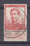 118 Gestempeld ST-STEVENS-WOLUWE / WOLUWE-ST-ETIENNE - COBA 30 Euro - 1912 Pellens