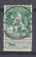 110 Gestempeld STADEN - COBA 15 Euro - 1912 Pellens