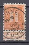 108 Gestempeld VEURNE - FURNES - 1912 Pellens