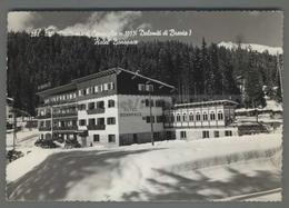 V6963 MADONNA DI CAMPIGLIO DOLOMITI DI BRENTA HOTEL BONAPACE VG (m) - Other Cities