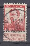118 Gestempeld VILVOORDE - COBA 7 Euro - 1912 Pellens