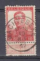 111 Gestempeld WACHTEBEKE - COBA 8 Euro (zie Opm) - 1912 Pellens