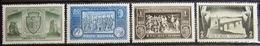 ROUMANIE                  N° 461/464                   NEUF* - Unused Stamps