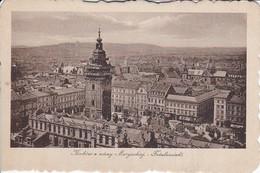 AK Krakow Z Wiezy Maryackiej - Totalansicht - 1918  (37796) - Polen