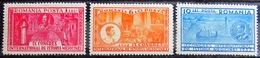ROUMANIE                  N° 446/448                   NEUF* - Unused Stamps