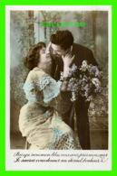 COUPLES - PUISQU'AVEC MON LILAS VOUS AVEZ PRIS MON COEUR ... - ÉCRITE - - Couples