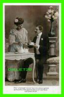 COUPLES - POUR PROLONGER ENCORE LEUR ENTRETIEN GALANT - E.L.D. - ÉCRITE - - Couples