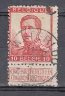 118 Gestempeld WATERLOO - COBA 4 Euro (zie Opm) - 1912 Pellens