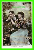 COUPLES - FLEUR DOUCE À RESPIRER - EPR - ÉCRITE - - Couples