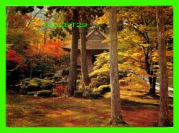 KYOTO, JAPON - GARDEN OF SHUHEKI-EN, SANZEN-IN - - Kyoto