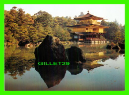 KYOTO, JAPON - GARDEN OF KINKAKUJI TEMPLE - - Kyoto