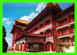 TAIPEI, TAIWAN - THE GRAND HOTEL - - Taiwan