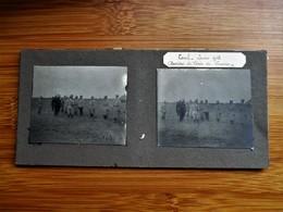 41/41 Photo Stéréoscopique Guerre 14/18 - TOUL - Juin 1915 -  Remises De CROIX De Guerre - Stereo-Photographie