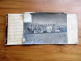 41/41 Photo Stéréoscopique Guerre 14/18 - TOUL - Juin 1915 -  RASSEMBLEMENT Pour Remise De Decoration - Stereo-Photographie