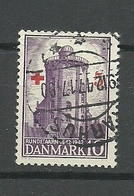 DINAMARCA 1944 CRUZ ROJA - 1913-47 (Christian X)