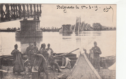 CPA- BELGRADE - Serbie- Militaire Soldats 1919 -2scans - Serbia