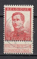 123 Gestempeld WESEMBEEK-OPHEM - COBA 8 Euro - 1912 Pellens
