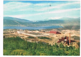 SC-1705  RANA : State -owned Ironworks - Norway