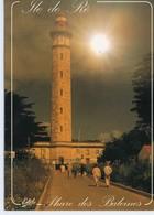 Phares Phare Ile De Ré Animée Le Phare Des Baleines - Lighthouses