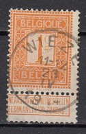 108 Gestempeld WIEZE - COBA 15 Euro - 1912 Pellens