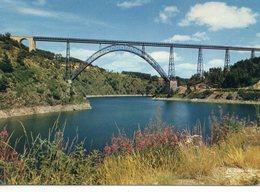 Ponts Ouvrages D'Art Viaduc Le Viaduc De Garabit - Bridges