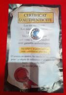 Neuf Rare Pièce De 1 Euro Officiel France Année 2013 Édition Spéciale Tour Eiffel Unc Neuves + Certificat D'authenticite - France