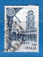 Italia °- 1996 - SCUOLE D'ITALIA, SALERNO. Unif. 2285.  Usato.  Vedi Descrizione - 6. 1946-.. Republik