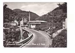 Italie La Lima Stabilimento Industriale Toscano Chiesa S. Paolo CPSM GF Cachet Pistoia 1959 - Italia