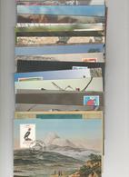 Liechtenstein Tarjeta Postal  -Sello Y Matasello- Año 94 Completo  (25 Tarjetas)  Según Foto - Collections