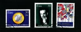 IRELAND/EIRE - 1999  ANNIVERSARIES AND EVENTS  SET FINE USED - 1949-... Repubblica D'Irlanda