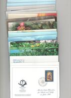 Liechtenstein Tarjeta Postal -Sello Y Matasello- Año 95 Completo  (23 Tarjetas)  Según Foto - Liechtenstein