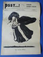 GF1-lot  20 Journaux PSST CARAN D'ACHE -  Tous Différents. Seulement 4 En Photos - 1850 - 1899