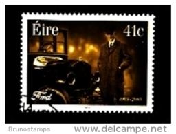 IRELAND/EIRE - 2003  FORD MOTOR COMPANY  FINE USED - 1949-... Repubblica D'Irlanda