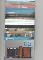 Liechtenstein Tarjeta Postal -Sello Y Matasello- Año 98  Completo  (26 Tarjetas.)  Según Foto - Liechtenstein