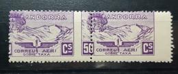 Andorra NE14** Sin (dentado Vertical Desplazado - Nuevos