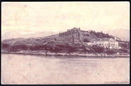 Croatia Cavtat 1912 / Ragusavecchia / Panorama / Ludwig Albin Ebert, Wien 1910 - Croatie