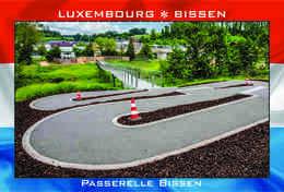 Carte Postale, REPRODUCTION, BISSEN (3), Canton Mersch, Luxembourg - Buildings & Architecture