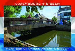 Carte Postale, REPRODUCTION, BISSEN (5), Canton Mersch, Luxembourg - Buildings & Architecture