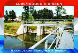 Carte Postale, REPRODUCTION, BISSEN (10), Canton Mersch, Luxembourg - Buildings & Architecture