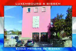 Carte Postale, REPRODUCTION, BISSEN (12), Canton Mersch, Luxembourg - Buildings & Architecture