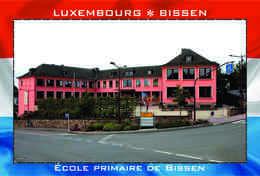 Carte Postale, REPRODUCTION, BISSEN (13), Canton Mersch, Luxembourg - Buildings & Architecture