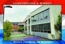 Carte Postale, REPRODUCTION, BISSEN (14), Canton Mersch, Luxembourg - Buildings & Architecture