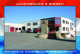 Carte Postale, REPRODUCTION, BISSEN (19), Canton Mersch, Luxembourg - Buildings & Architecture
