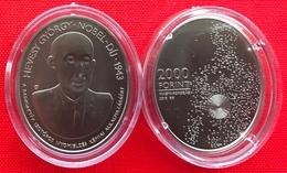 "Hungary 2000 Forint 2018 ""Nobel Laureates - Gyorgy Hevesy"" BU - Hungary"