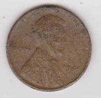 1944 Stati Uniti - 1 C Circolata (fronte E Retro) - Federal Issues