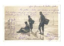 G. Maroniez - Pêcheurs à La Côte - 5440 - Malerei & Gemälde