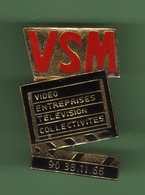 VSM *** VIDEO ENTREPRISES TELEVISION COLLECTIVES *** 0088 - Medias