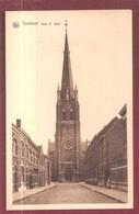 Turnhout. Eglise Du Sacré Coeur- Kerk Van Het H. Hart. BELGIUM 1944 WRITTEN ON THE BACK UNUSED - Turnhout
