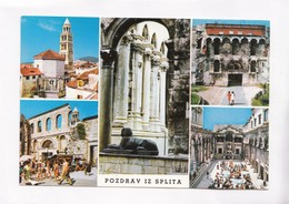 POZDRAV IZ SPLITA, Split, Croatia, Unused Postcard [22280] - Croatia