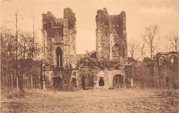 Abbaye De Villers - Façade De L'Eglise Et Quartier Des Convers - Villers-la-Ville